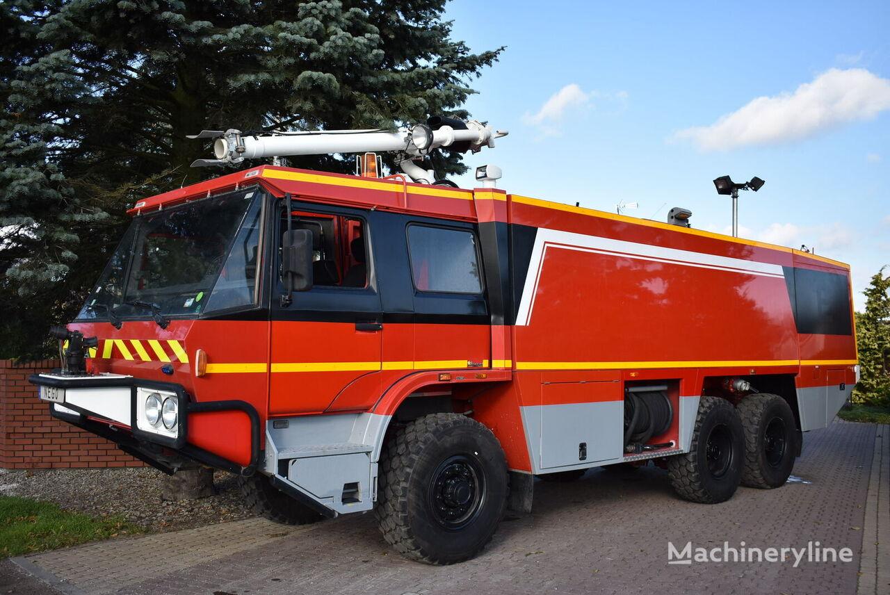 SIDES VMA CS Fire Truck Crashtender Airport camión de bomberos para aeropuerto