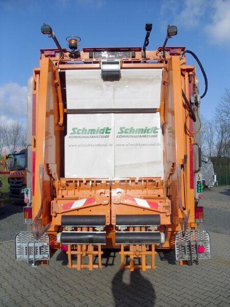 Zoeller System 301 Delta carrocería para camión de basura nueva