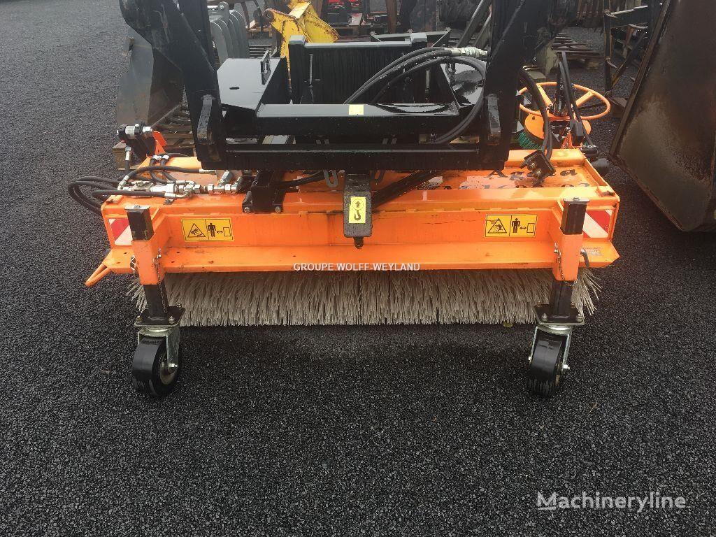 PRONAR ZM 1600 cepillo industrial