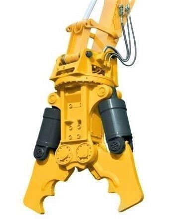 AME 360' Rotating Concrete Demolition Shear Jaw Suitable for 30-49 T cizalla de demolición nueva