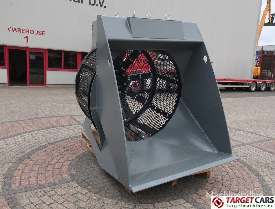 HARTL HBS 1600 ROTARY HBS1600 DKS40HD SCREENING 160CM BUCKET 2019 SC16 cuchara trituradora