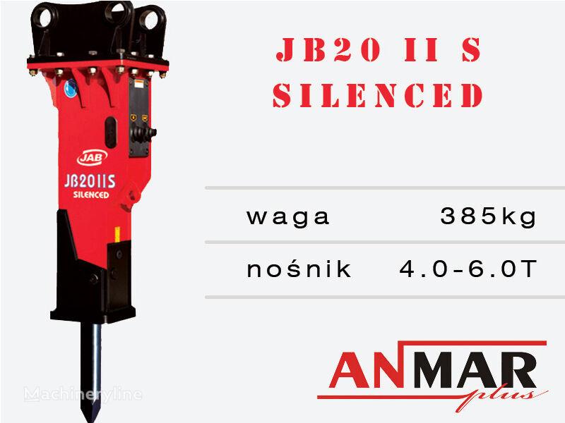 JAB JB20 martillo hidráulico nuevo