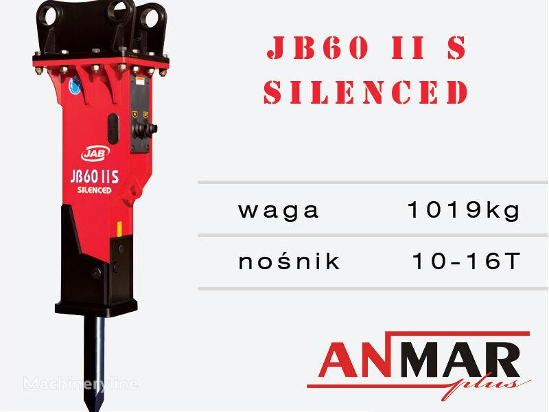 JAB JB60 martillo hidráulico nuevo