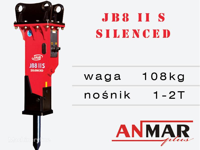 JAB JB8 martillo hidráulico nuevo