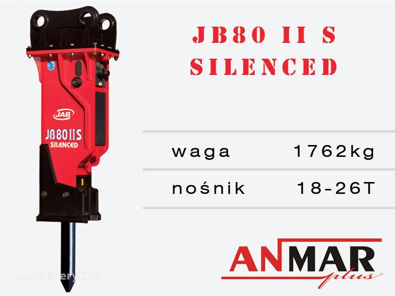 JAB JB80 martillo hidráulico nuevo