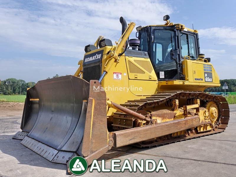 KOMATSU D65-EX17 bulldozer