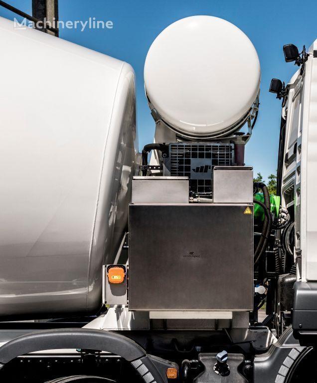 MERCEDES-BENZ Arocs 4142B Hybride camión hormigonera nueva