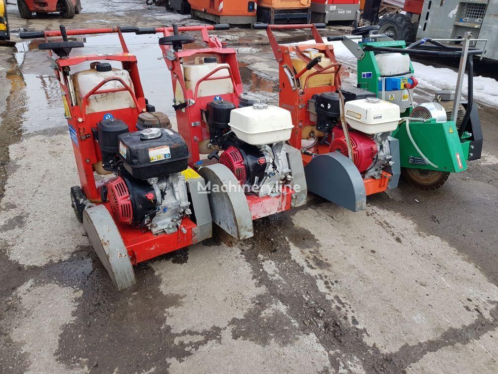 HUSQVARNA FS400 LV, Dimas FS400c  cortadora de asfalto