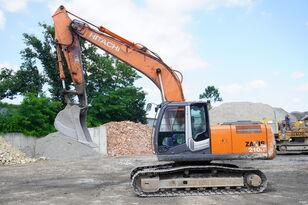 HITACHI ZAXIS 210-3 , 22t , klepki 60cm , ROPS , joystick , klima excavadora de cadenas