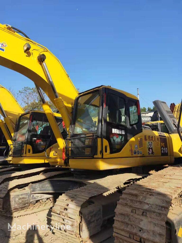 KOMATSU PC210 excavadora de cadenas