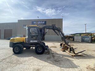 MECALAC 12 MXT excavadora de ruedas