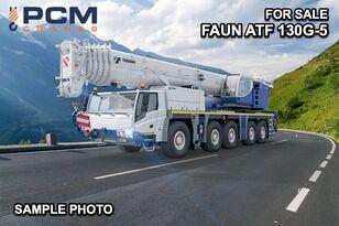 FAUN ATF 130G-5 grúa móvil
