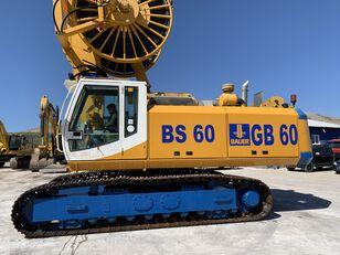 BAUER GB 60 máquina de perforación