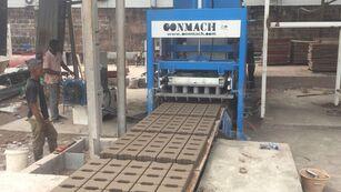 CONMACH BlockKing-25FSS Concrete Block Making Machine-10.000 units/shift máquina para fabricar bloques de hormigón nueva
