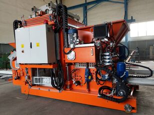 SUMAB E-12 (2000 blocks/hour) Movable block machine máquina para fabricar bloques de hormigón nueva