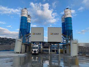 FABO POWERMIX-200 NOUVELLE SYSTEME D'INSTALLATION DE CENTRALE À BÉTON planta de hormigón nueva
