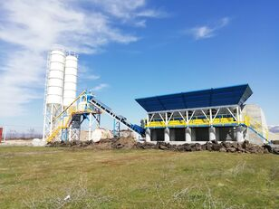 PROMAX محطة خلط الخرسانة المدمجة C60-SNG-LINE (60m3 / h) planta de hormigón nueva