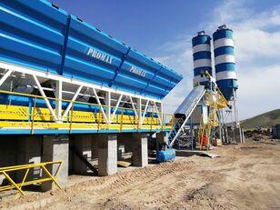 PROMAX Compact Concrete Batching Plant C100-TWN-LINE (100m3/h) planta de hormigón nueva