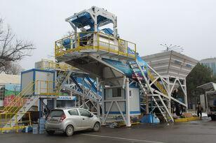 PROMAX Mobile Concrete Batching Plant M100-TWN (100m3/h) planta de hormigón nueva