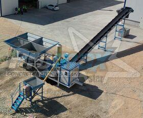 PROMAX Mobile Concrete Batching Plant M35-PLNT planta de hormigón nueva