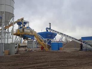 PROMAX Planta de Hormigón Móvil M120-TWN (120m³/h) planta de hormigón nueva