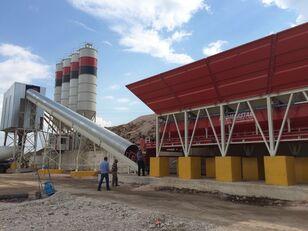 PROMAX S160-TWN (160m3/h) planta de hormigón nueva