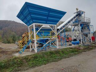 PROMAX КОМПАКТНЫЙ БЕТОННЫЙ ЗАВОД C60 SNG-PLUS (60 м³/ч) planta de hormigón nueva