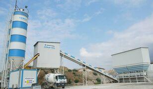 SEMIX  Stationary 160 STATIONARY CONCRETE BATCHING PLANTS 160m³/h planta de hormigón nueva