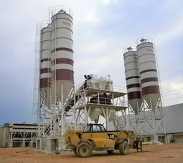 SEMIX Stationary 200 STATIONARY CONCRETE BATCHING PLANTS 200m³/h planta de hormigón nueva