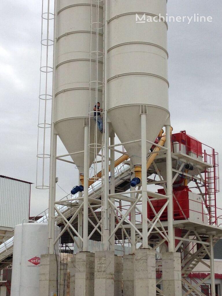 CONMACH BATCHKING-120  planta de hormigón nueva