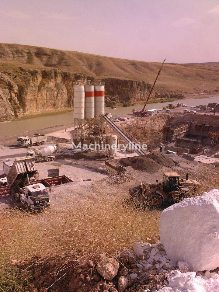 CONMACH BatchKing - 120 planta de hormigón nueva