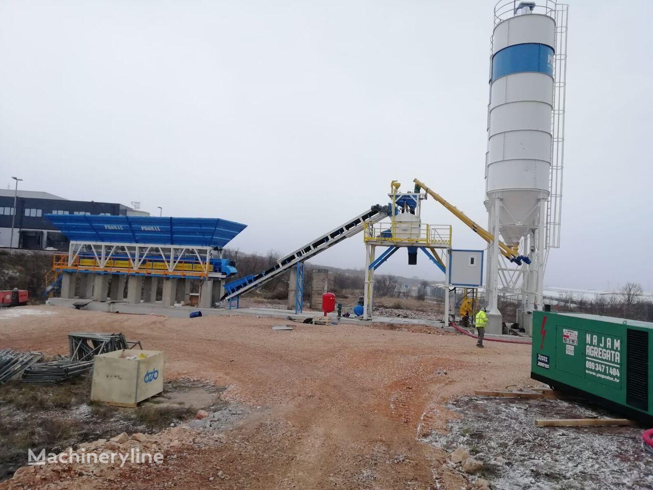 PROMAX Centrale à Béton Compacte C60-SNG LINE (60m³/h) planta de hormigón nueva