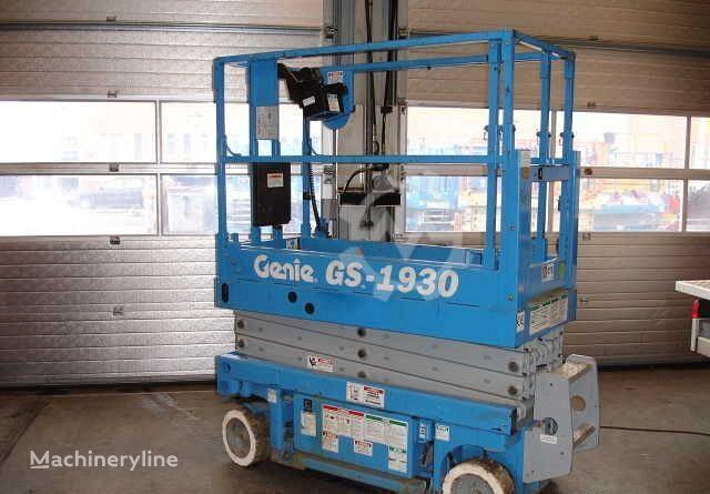 GENIE GS-1930 plataforma de tijera