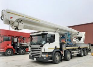 PALFINGER P750 plataforma sobre camión