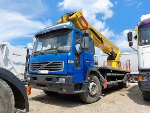 Ruthmann Вишка фірми SYLTONE VM (Англія) – рік випуску 2005 plataforma sobre camión