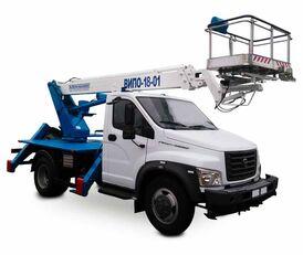 VIPO 18-01 plataforma sobre camión nueva