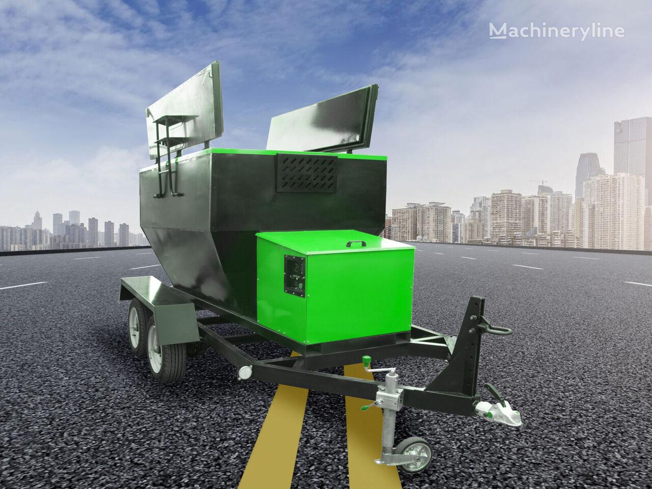 TICAB HB-2 recicladora de asfalto nueva