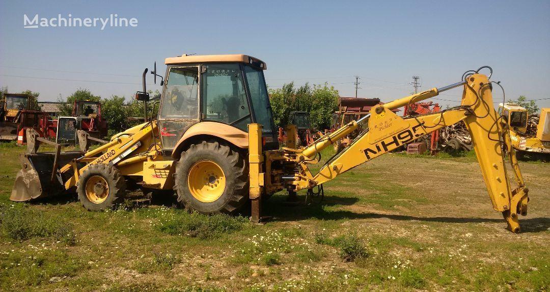 NEW HOLLAND NH95 retroexcavadora para piezas