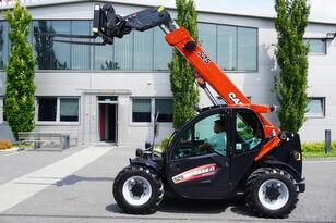 CASE IH Farmlift 525 , 2000 MTH , 5,7m-2,500kg , joystick , AC cargadora telescópica