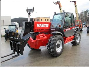 MANITOU MT 1235 (704) cargadora telescópica