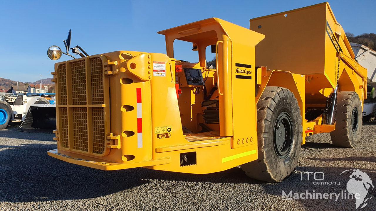 Atlas Copco MT2010 camión volquete subterráneo