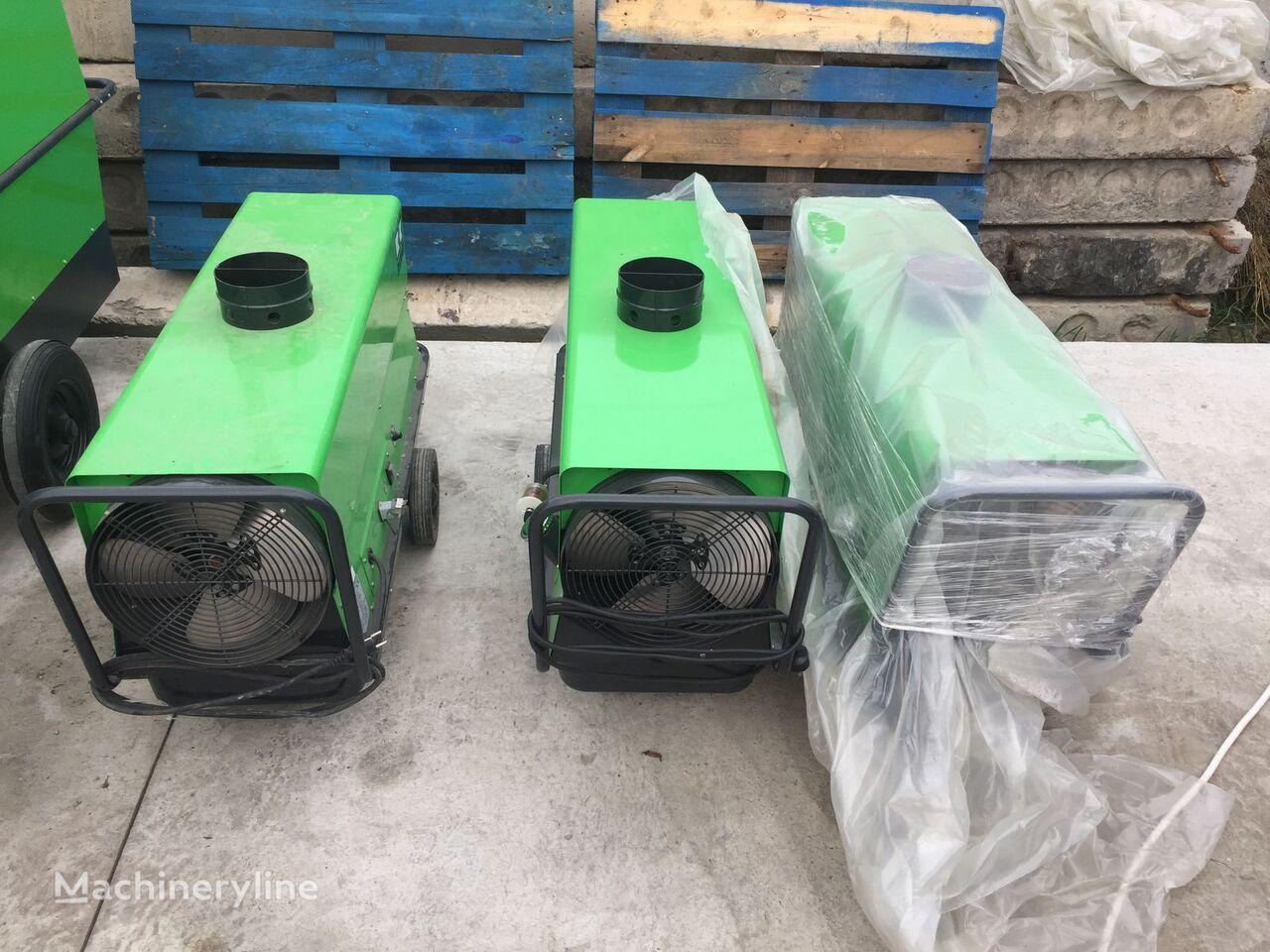 Remko ATK 25 Mobilnye dizelnye teplovye pushki calefactor industrial nuevo