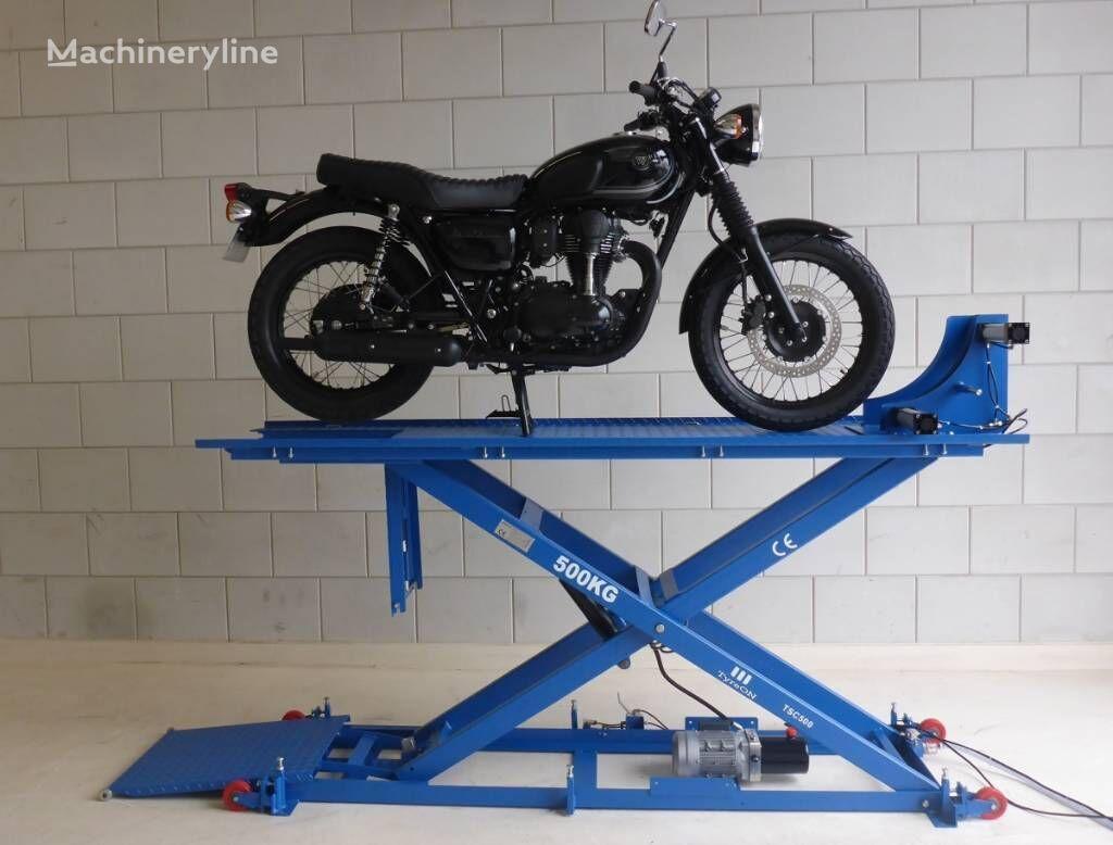 TyreOn TSC500 Motorcycle Lift | up to 500 kg elevador de coche de tijera nuevo