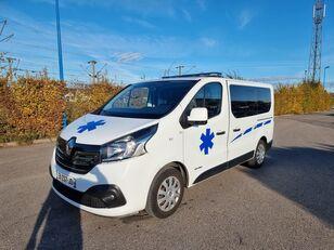RENAULT TRAFIC L1H1 2016 ambulancia
