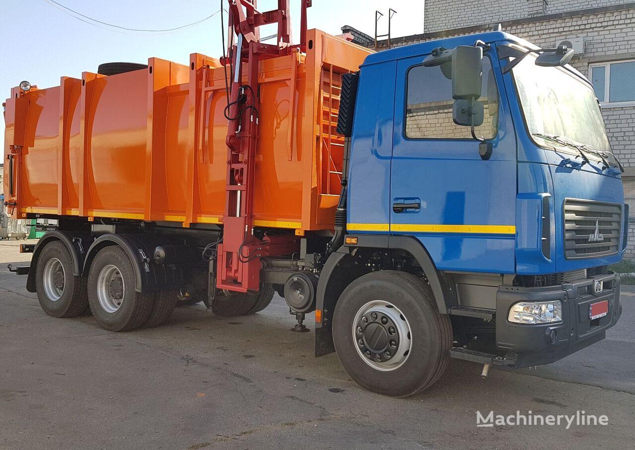 MAZ 6312S3 camión de basura nuevo