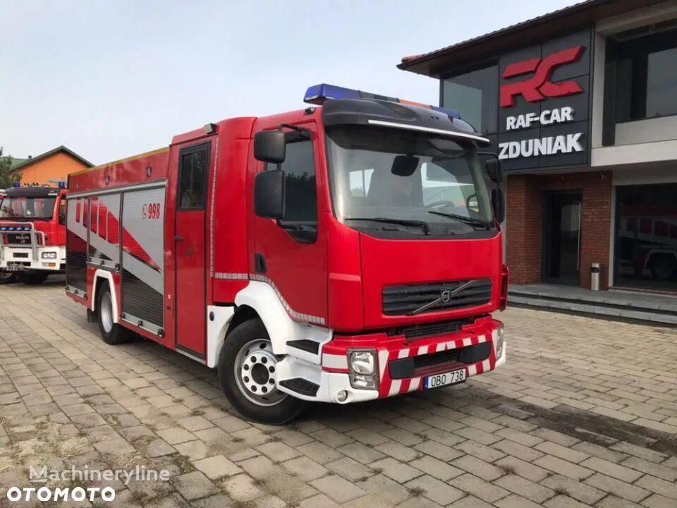 VOLVO FL  camión de bomberos