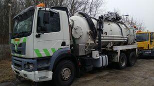 DAF 345 Foden camión de desatascos