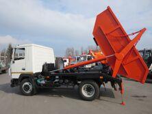 MAZ SBM-301 MAZ-4371 contenedor de obra