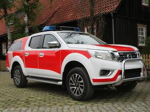 Nissan Navara N-Connecta vehículo de mando móvil