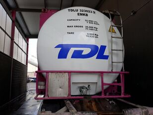 INDOX - CM-IMO-4/4/2/C contenedor cisterna 20 pies